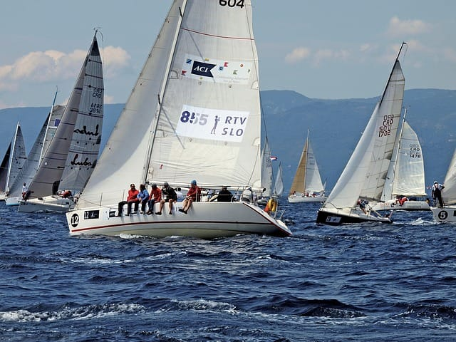 Segelsport Wetten